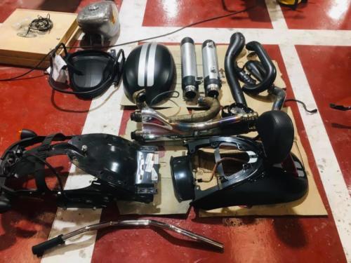 Transformacion Harley Davidson 2019 07 12-14