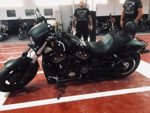 Transformacion Harley Davidson 2019.07.12