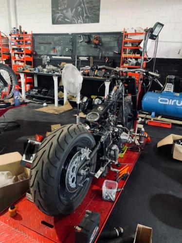 Transformacion Harley Davidson 2019.07.26