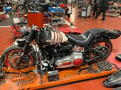 Transformacion Harley Davidson 2019.10.19