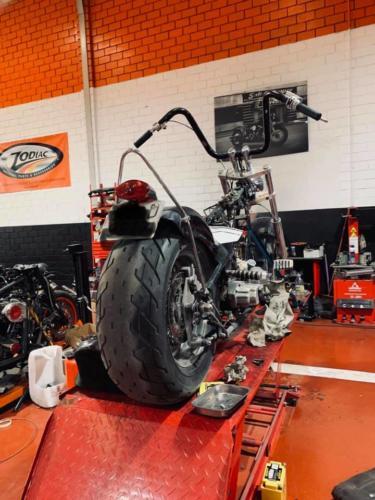 Transformacion Harley Davidson 2019 06 05-10
