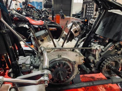 Transformacion Harley Davidson 2019 06 05-11
