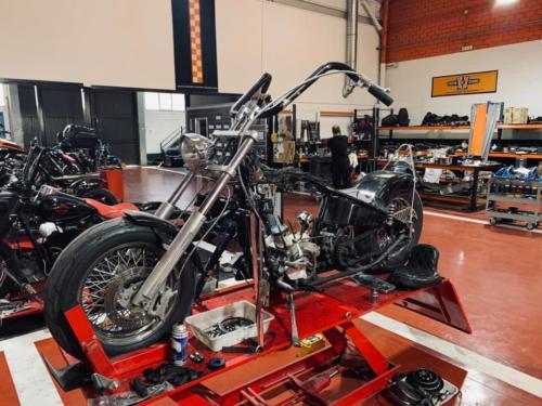 Transformacion Harley Davidson 2019 06 05-12