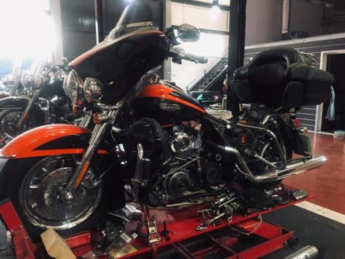Transformacion Harley Davidson 2019.07.01