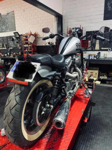Transformacion Harley Davidson (2)