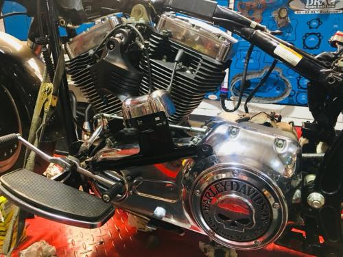 Transformacion Harley Davidson 7151