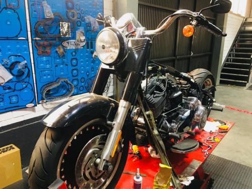 Transformacion Harley Davidson 7155