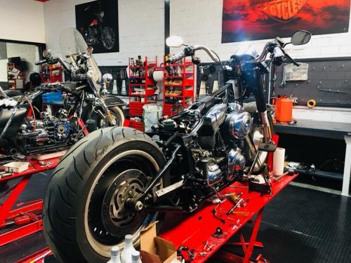 Transformacion Harley Davidson 7158
