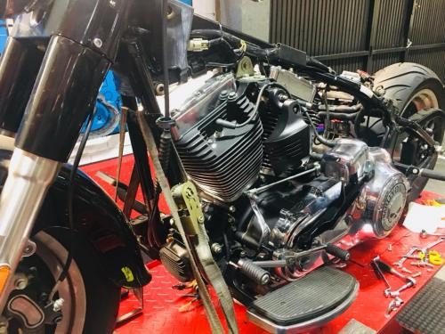 Transformacion Harley Davidson 7161