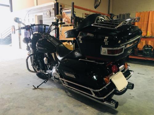 Transformacion Harley Davidson 7163