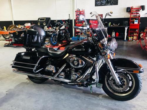 Transformacion Harley Davidson 7164