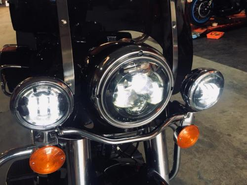 Transformacion Harley Davidson 7180