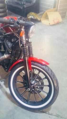 Transformacion Harley Davidson 7183