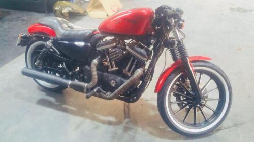 Transformacion Harley Davidson 7184