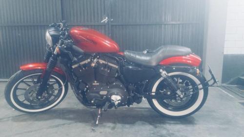 Transformacion Harley Davidson 7186