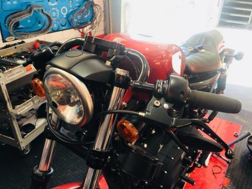 Transformacion Harley Davidson 7191