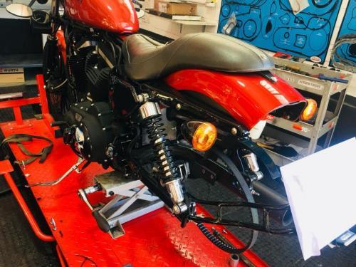 Transformacion Harley Davidson 7194