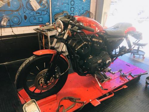 Transformacion Harley Davidson 7195