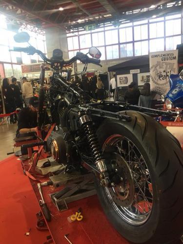 Transformacion Harley Davidson 7301