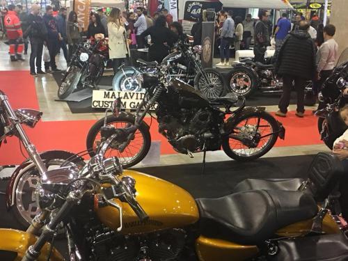 Transformacion Harley Davidson 7304