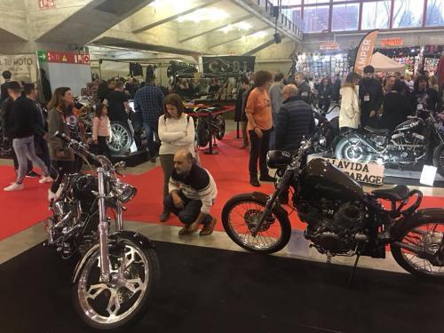 Transformacion Harley Davidson 7307