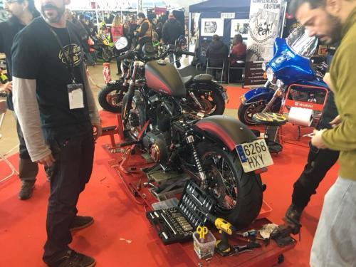 Transformacion Harley Davidson 7309