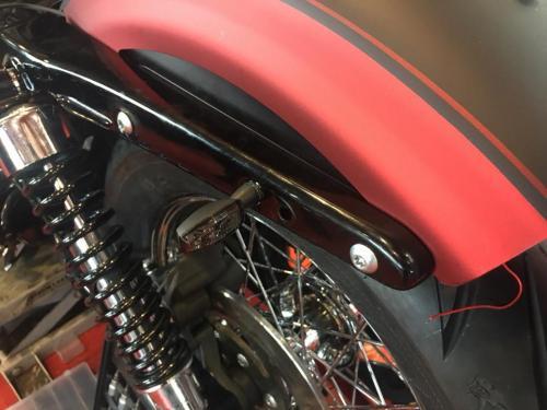 Transformacion Harley Davidson 7310