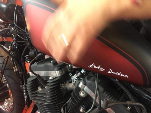 Transformacion Harley Davidson 7312