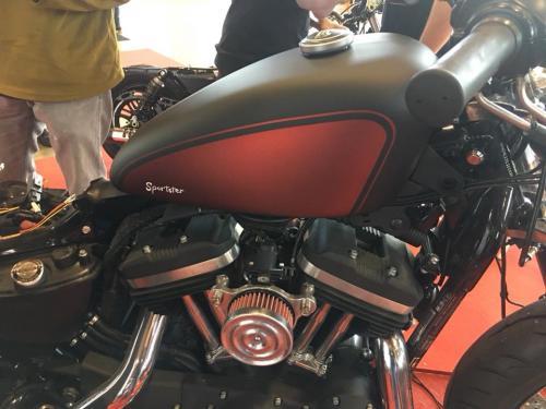 Transformacion Harley Davidson 7316