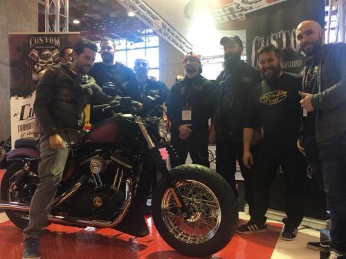 Transformacion Harley Davidson 7328