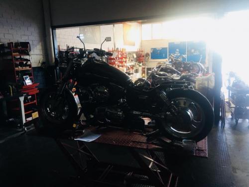 Transformacion Harley Davidson 7350
