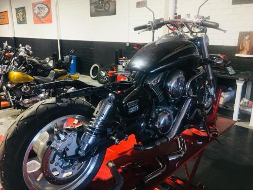 Transformacion Harley Davidson 7351