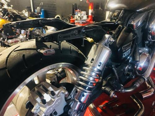 Transformacion Harley Davidson 7354