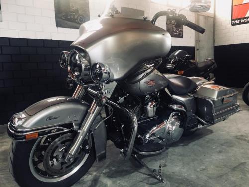 Transformacion Harley Davidson 7358