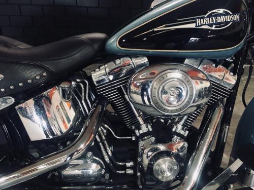 Transformacion Harley Davidson 7364