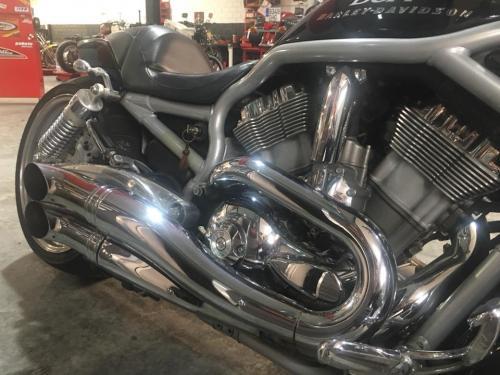 Transformacion Harley Davidson 7374