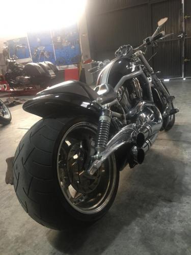 Transformacion Harley Davidson 7377