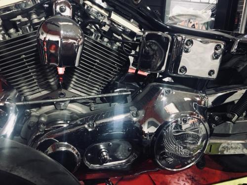 Transformacion Harley Davidson 7391