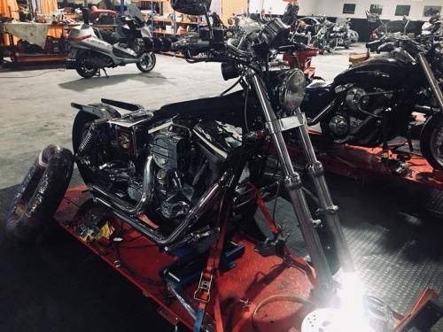 Transformacion Harley Davidson 7395