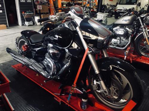 Transformacion Harley Davidson 7402