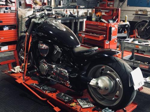Transformacion Harley Davidson 7405