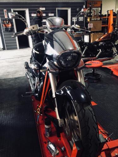 Transformacion Harley Davidson 7408