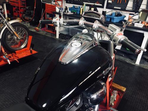 Transformacion Harley Davidson 7409