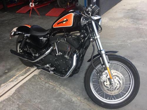 Transformacion Harley Davidson 7413
