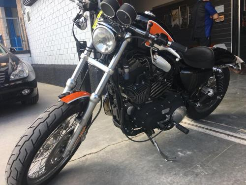 Transformacion Harley Davidson 7418