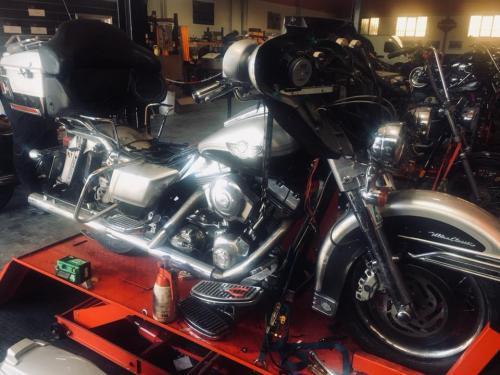 Transformacion Harley Davidson7426