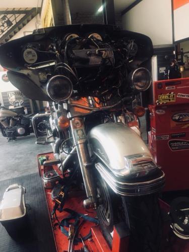 Transformacion Harley Davidson7427