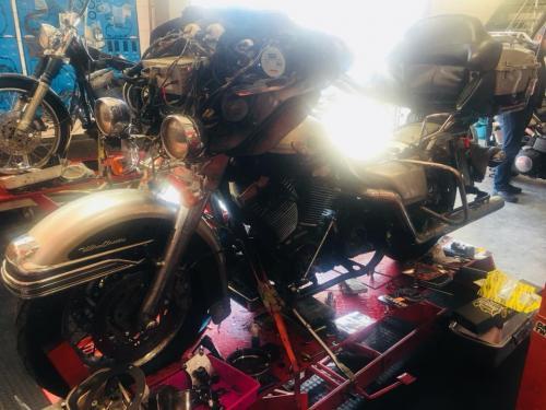 Transformacion Harley Davidson7430