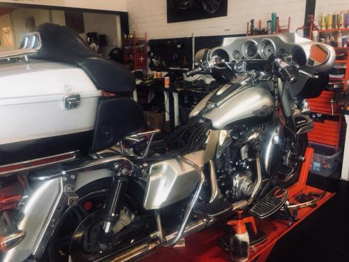 Transformacion Harley Davidson7432