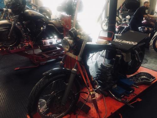 Transformacion Harley Davidson7438